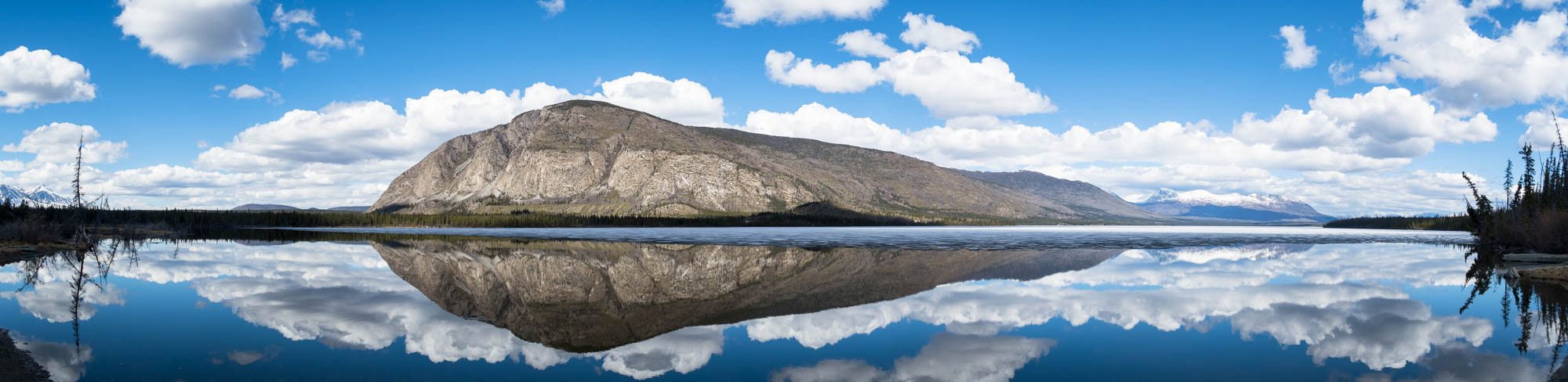 Pine Lake, Yukon